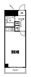 横浜平沼ダイカンプラザI 大東フロアー[5階]の間取り