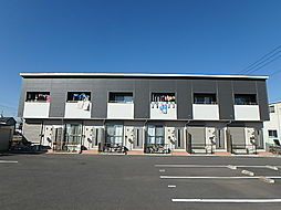 [テラスハウス] 茨城県猿島郡境町陽光台2丁目 の賃貸【/】の外観