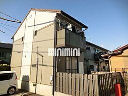 [テラスハウス] 愛知県北名古屋市西之保中屋敷 の賃貸【/】の外観