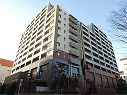 神奈川県横浜市中区本牧原の賃貸マンションの外観