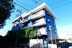 千葉県柏市南増尾7丁目の賃貸マンションの外観