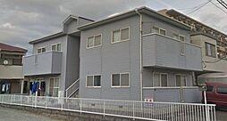 ヤマダハイツ[201号室]の外観