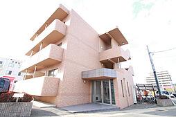 愛知県名古屋市天白区古川町の賃貸マンションの外観