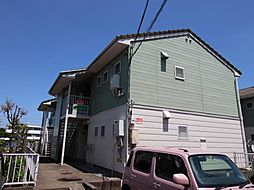 ビューエステート3[1階]の外観