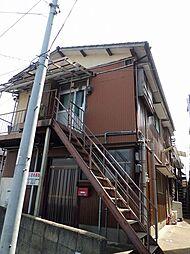 長崎県長崎市上小島5丁目の賃貸アパートの外観