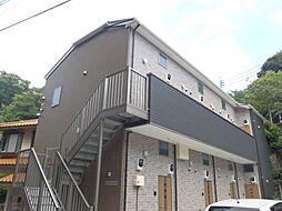 神奈川県横須賀市三春町6丁目の賃貸アパートの外観