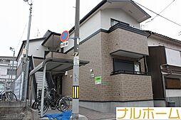 大阪府大阪市平野区平野上町1丁目の賃貸アパートの外観