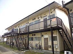 宮城県仙台市宮城野区清水沼2丁目の賃貸アパートの外観