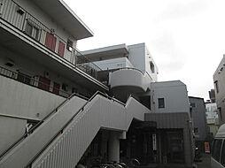 富士ハイツ[204号室]の外観
