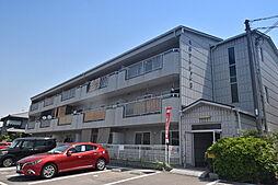 大阪府柏原市大県3丁目の賃貸マンションの外観