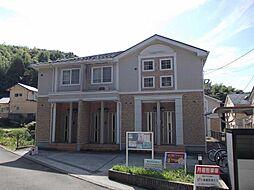 松岡ハイツA[201号号室]の外観