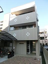 大阪府茨木市別院町の賃貸アパートの外観