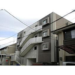 愛知県名古屋市守山区森宮町の賃貸マンションの外観