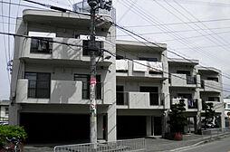 大阪府豊中市東豊中町1丁目の賃貸マンションの外観