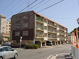 飯山マンション[401号室]の外観