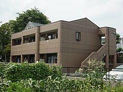 愛知県一宮市大赤見字西川垂の賃貸アパートの外観