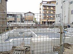 神奈川県川崎市川崎区殿町1丁目の賃貸アパートの外観