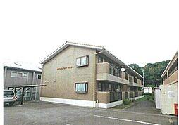 静岡県三島市萩の賃貸マンションの外観