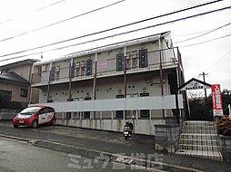 福岡県福岡市東区下原2丁目の賃貸アパートの外観
