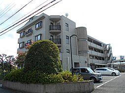 東京都江戸川区北篠崎1丁目の賃貸マンションの外観