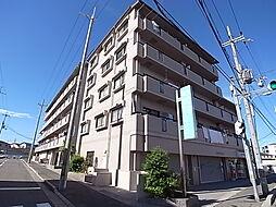 兵庫県明石市小久保4丁目の賃貸マンションの外観