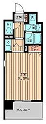 GRACE大森(公)[2階]の間取り
