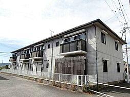 グリーンフル藤井[1階]の外観