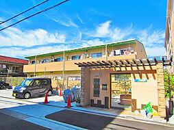 大阪府大阪市住之江区御崎7丁目の賃貸アパートの外観