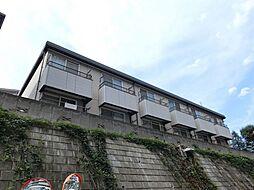千葉県千葉市稲毛区小仲台1の賃貸アパートの外観