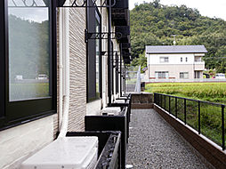 兵庫県加西市北条町古坂6の賃貸アパートの外観