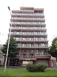 北海道札幌市中央区北七条西24の賃貸マンションの外観