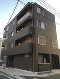 東京都江戸川区瑞江4丁目の賃貸マンションの外観