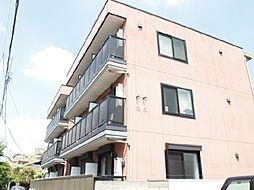 東京都練馬区南田中4丁目の賃貸マンションの外観