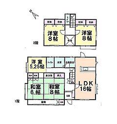 内房線 五井駅 バス18分 山倉下車 徒歩1分