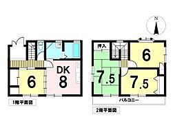 尾頭橋駅 1,999万円