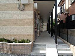 レオパレスハピ[1階]の外観