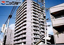 サンハウス大曽根14B[14階]の外観