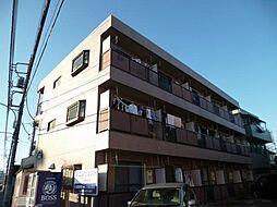 東京都昭島市大神町1丁目の賃貸マンションの外観