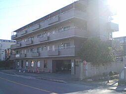 京都府京田辺市東東神屋の賃貸マンションの外観