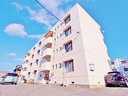 広島県広島市安芸区矢野西1の賃貸マンションの外観