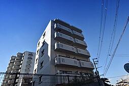 大阪府柏原市国分本町2丁目の賃貸マンションの外観