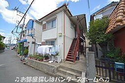 大阪府枚方市養父丘1丁目の賃貸アパートの外観
