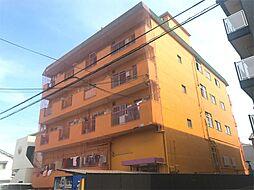 セレブサンティール[3階]の外観