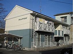愛媛県松山市中村1丁目の賃貸アパートの外観