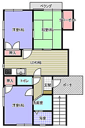 花崎駅 4.9万円