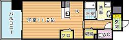 アムールガーデン陣原[10階]の間取り
