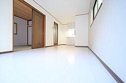 中野区江古田1丁目 リフォーム戸建 4LDKの居間