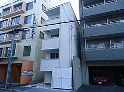 ホワイトハウス新栄[3階]の外観