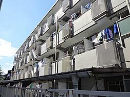 ドリームコート山手町[1階]の外観