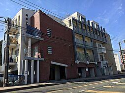 福岡県北九州市小倉南区日の出町2丁目の賃貸マンションの外観